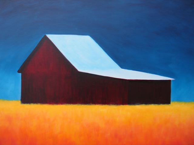 Mona Brown Barn