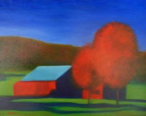 Mona Brown Barn 2