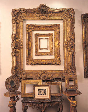 ready made frames ornate frames