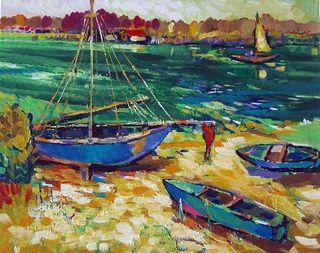 DNIE boats 3, Westport River Gallery.jpg