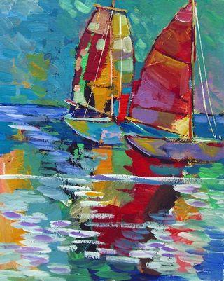 DNIE boats 4, Westport River Gallery.jpg
