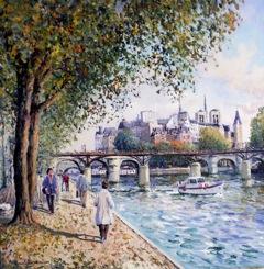 PICT0011 Le Pont des Arts, effet d'automne, Paris. 50x50cm..jpegPICT0011 Le Pont des Arts, effet d'automne, Paris.50x50cm.