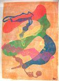 5 Louis Schanker, Westport River Gallery, wood block works on paper