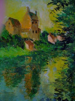 Paulemile Pissarro 18x24