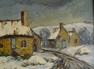Paulemile, Winter Path, low res