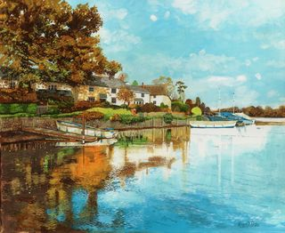 DITTISHAM, low res