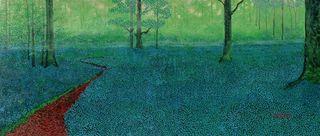 BLUE DAWN 18X40