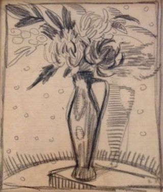 Lodo Floral study 1