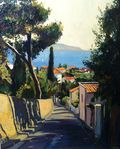 Courchia, Marseille, westport river gallery