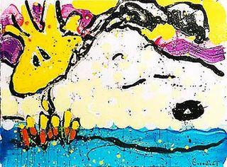 Bora Bora Boogie Bored, Everhart, westport river gallery
