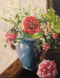 Courchia  Westport Rver Gallery Floral 1