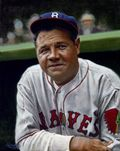 Babe Ruth, Braves, Westport River Gallery