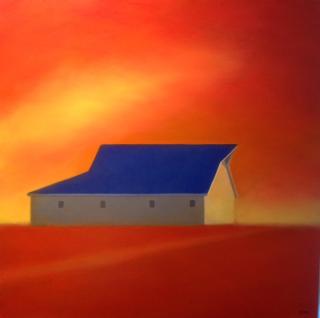 Mona 36x36 Barn