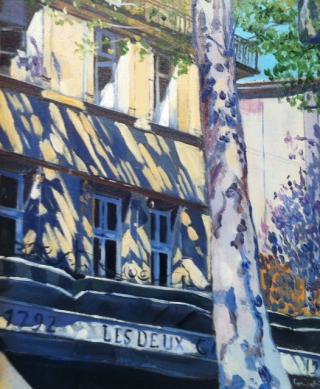 Courchia, westport river gallery