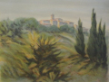 Zarou Paysage Provence, westport river gallery