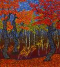 SUBLIME FOREST III 24X20
