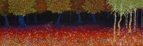 AUTUMN FIRE II 15.5X48