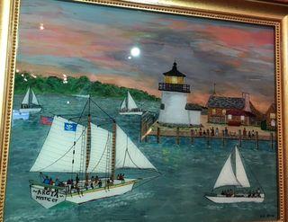 Sue Bond Mystic, Westport River Gallery