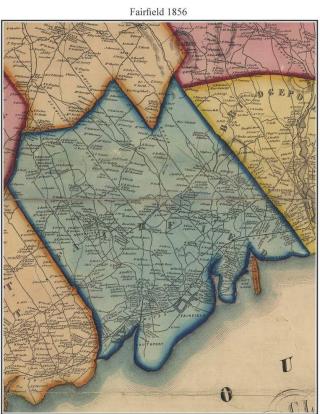 Fairfield CT 1856