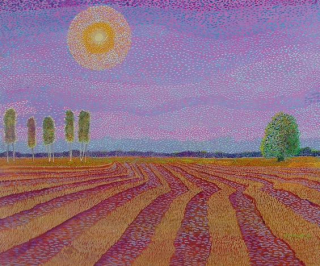 Saffer, Provence, Westport River Gallery, 20x24