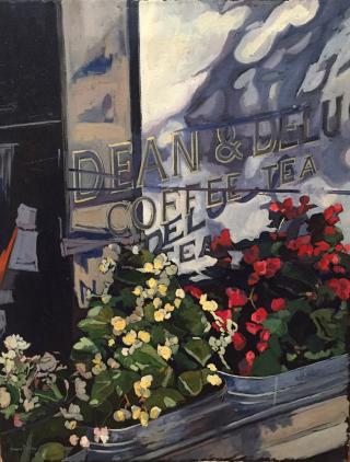 Courchia Dean & Deluca 20x16 Westport River Gallery