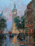 Alexandrina  24x18  Big Ben  Westport River Gallery