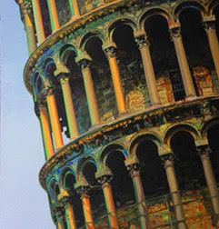 Olaf Torre de Pisa  40x60