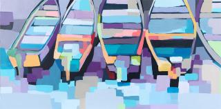 Alma  Colorful Marina 15x30