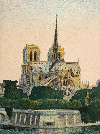 Cugnier Notre Dame 8x11