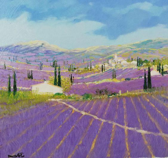 Dorie landscape