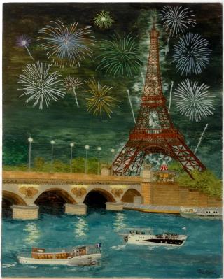 Eiffel Sue Bond