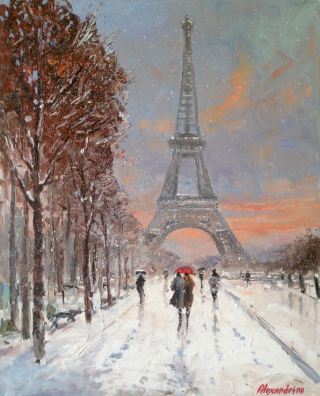 Alexandrina  Paris 1