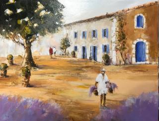 Poumelin Lavender collection