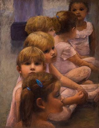 Israel ballerinas 25x19