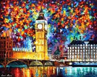 Paintings-of-london
