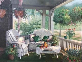 RI patio