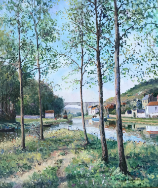 Kaprielian river