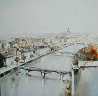 Paris  Poumelin 32x32