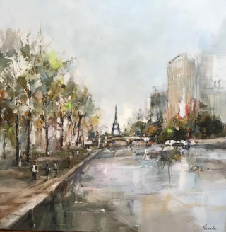 Poumelin Paris france